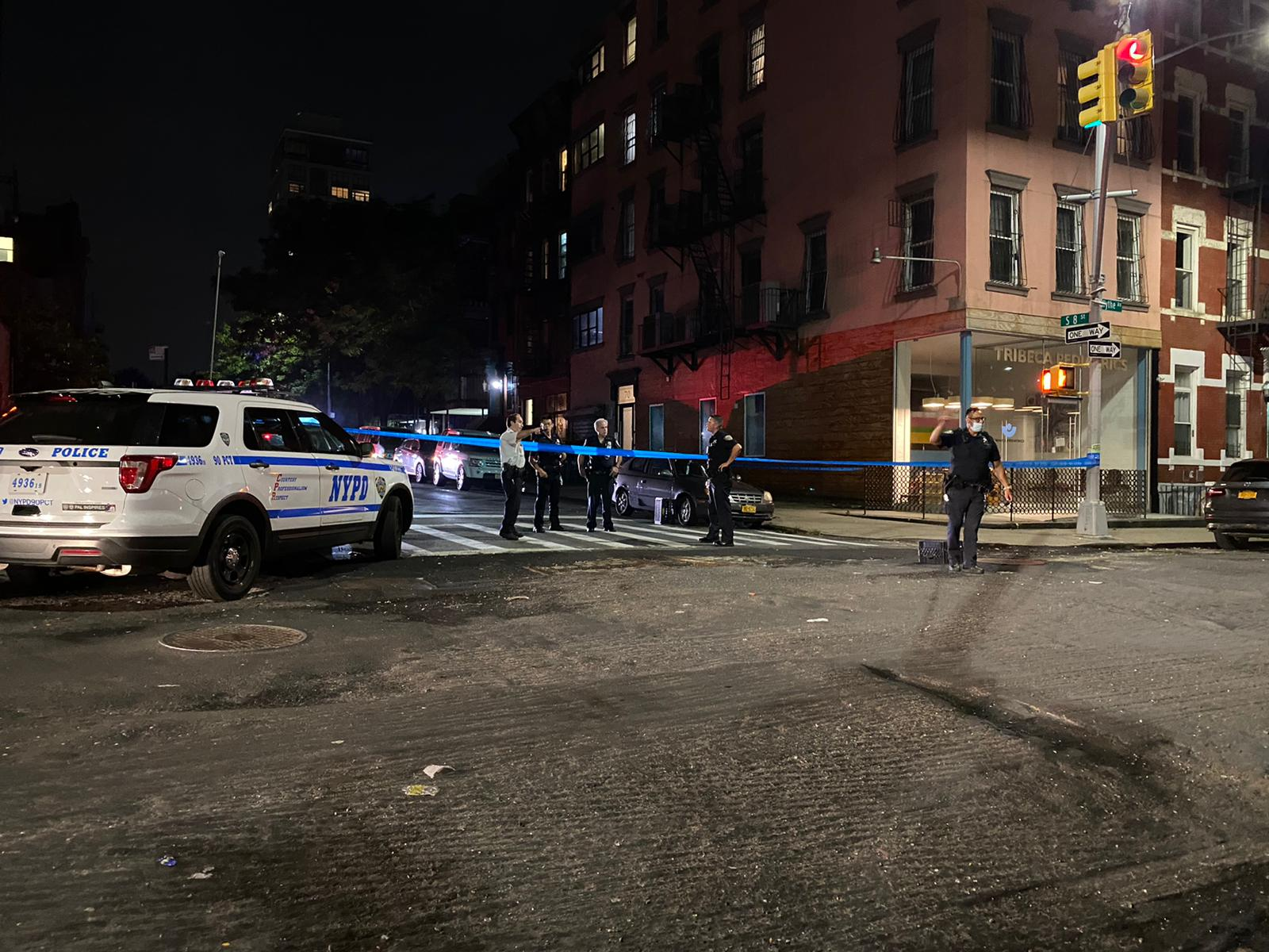 Two Bullet shells found In Williamsburg after NYPD receives call for shots fired.