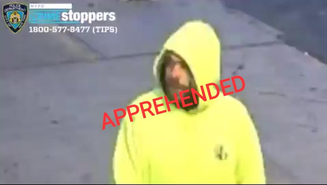 Man connected in violent Williamsburg assault apprehended and arrested.