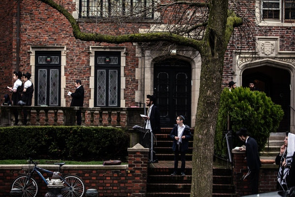 NYC Draws Attention Towards Six Jewish Neighborhoods As COVID Cases Spike