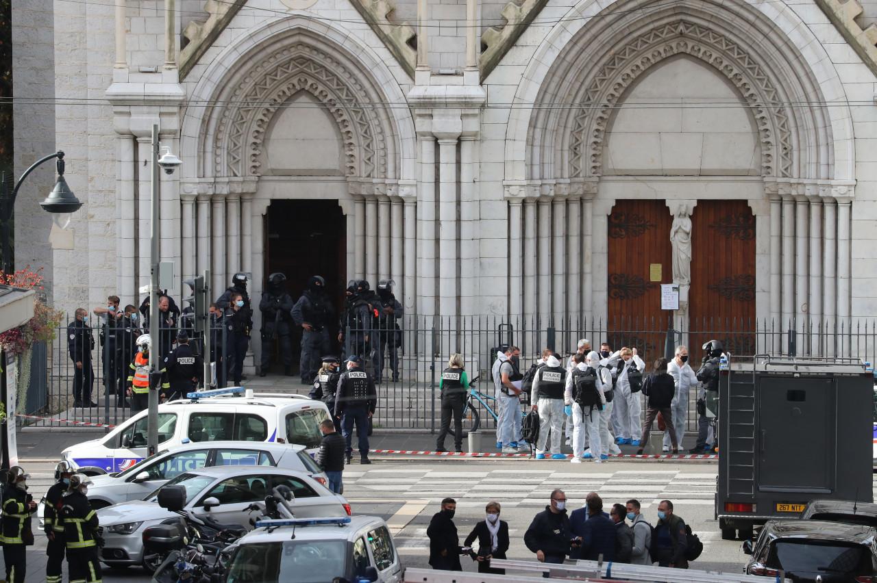 Israel PM, Leaders Condemn Islamist Terror Attack in France