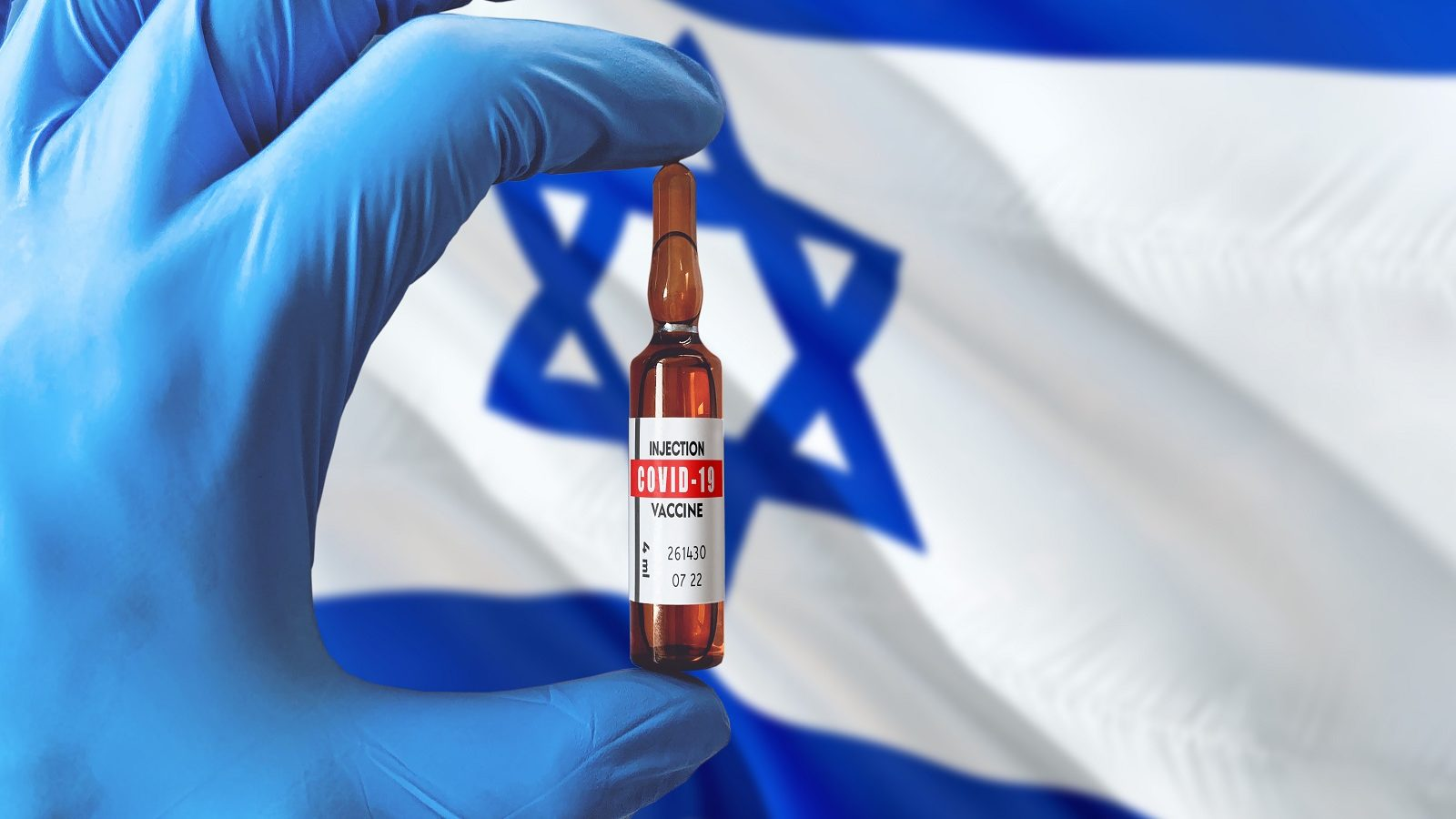 Israel's COVID-19 Vaccine Candidate To Enter Human Trials on Nov 1