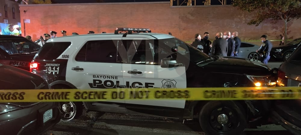 Stolen Bayonne Police vehicle recovered in Brooklyn, suspect in custody