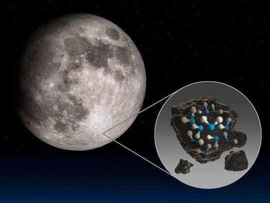 NASA Makes A Stellar Discovery About The Moon
