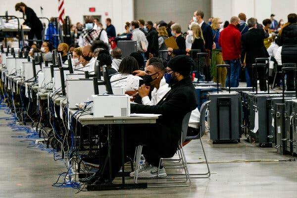 Republican Canvassers Rescind Votes To Certify Elections in Wayne County, Michigan