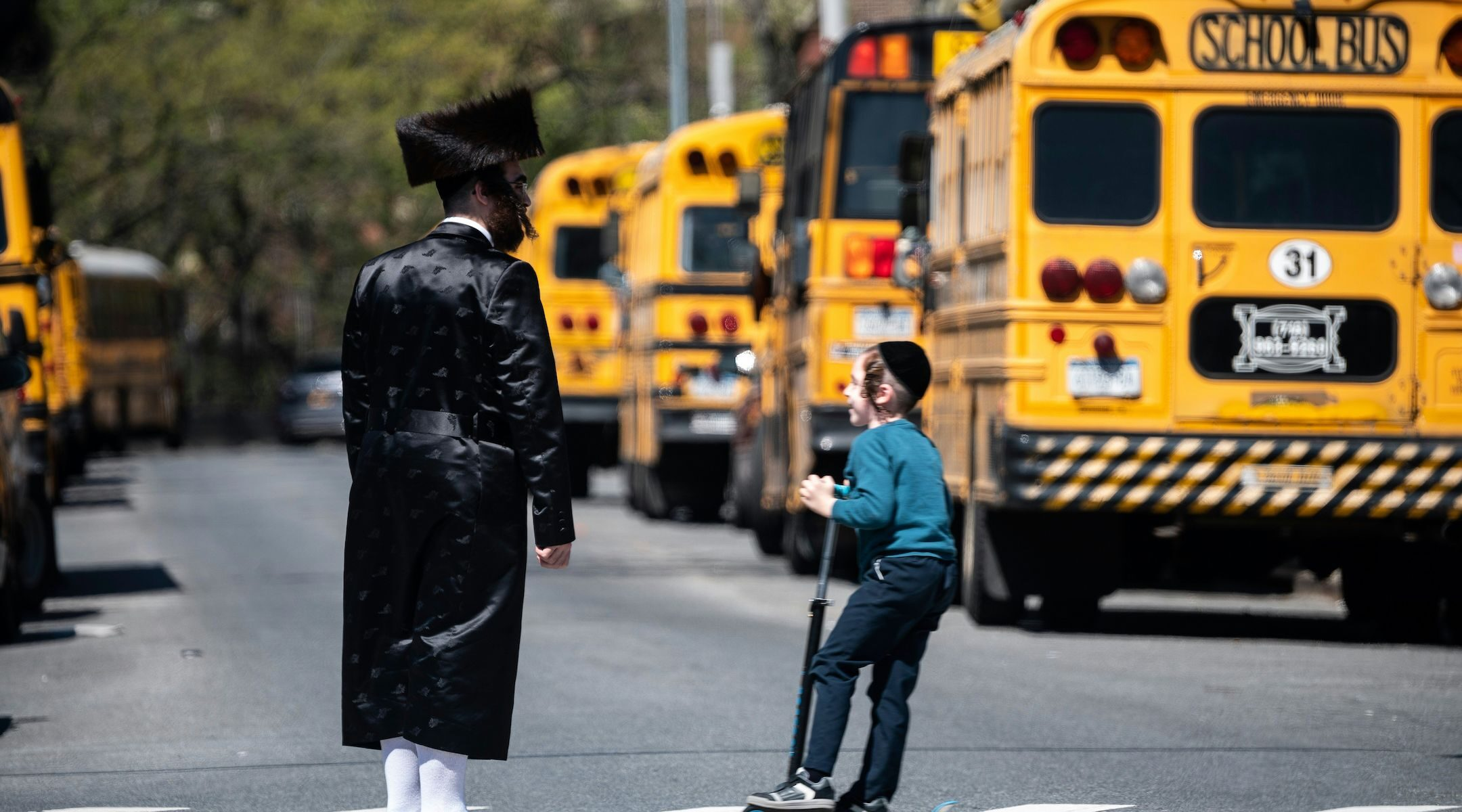 Yeshiva's To Remain Open As NYC Schools Close