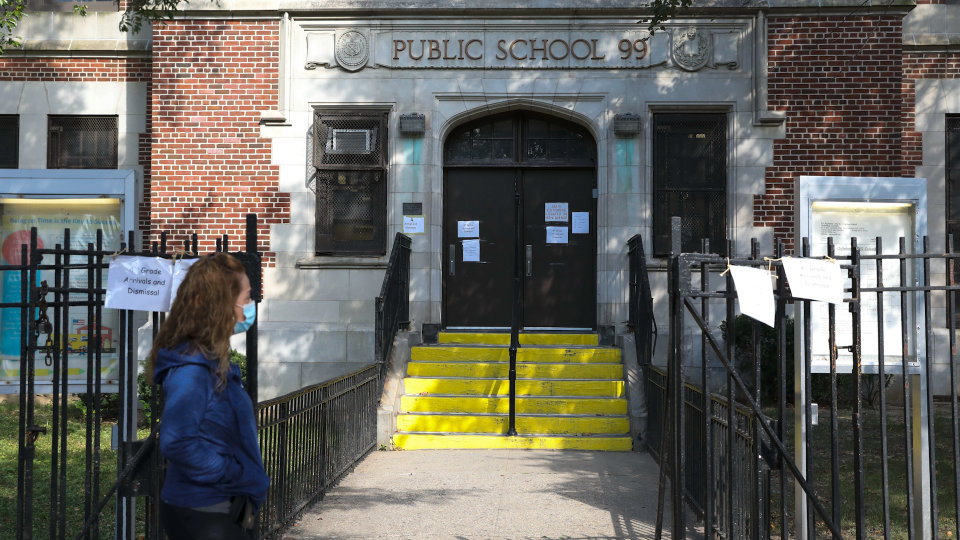 NYC Schools Shut For In-Person Learning Starting Today