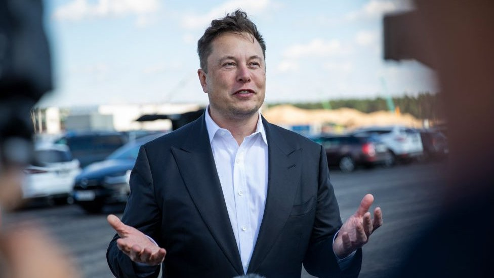 Elon Musk Becomes World's Second Richest Person, After Jeff Bezos
