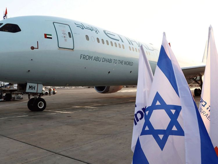 Etihad Launches Daily Route To Israel After Normalization Deal