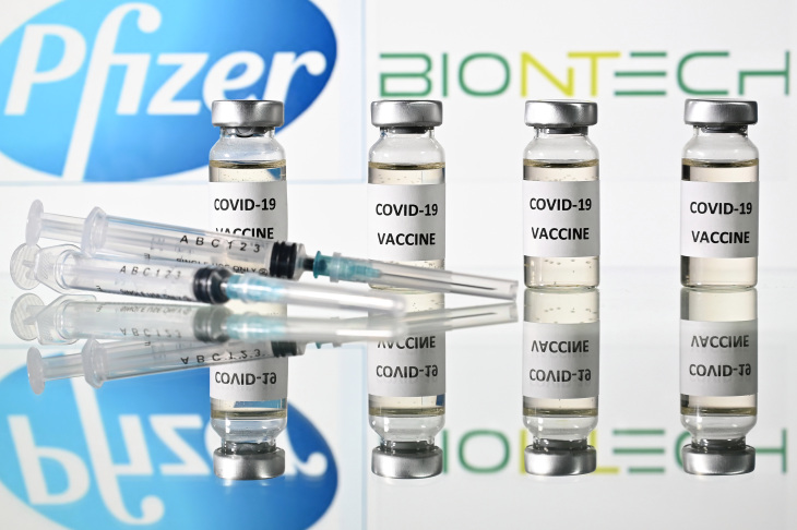 Pfizer Claims Its Vaccine is Now 95% Effective