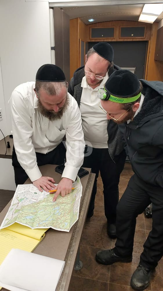 FOUND: Rockland Chaveirim searching for a 40 Year Old man who went missing near Monsey.