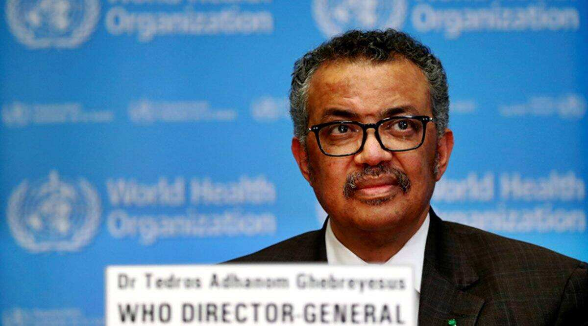 WHO Chief Self-Quarantines After COVID Contact, Urges The Guideline To Be Followed Globally