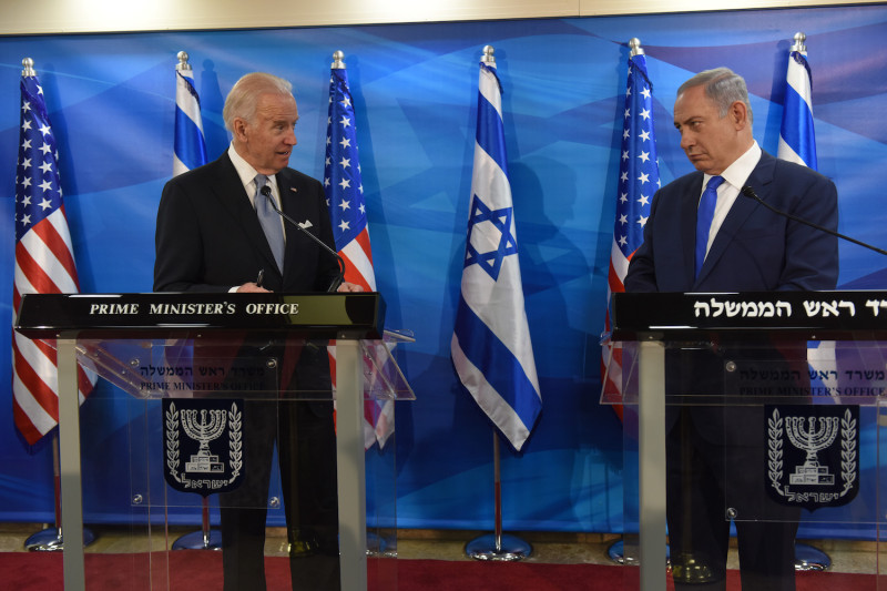 Biden and Netanyahu Connect, Assure Ties Between Countries Will Remain Strong