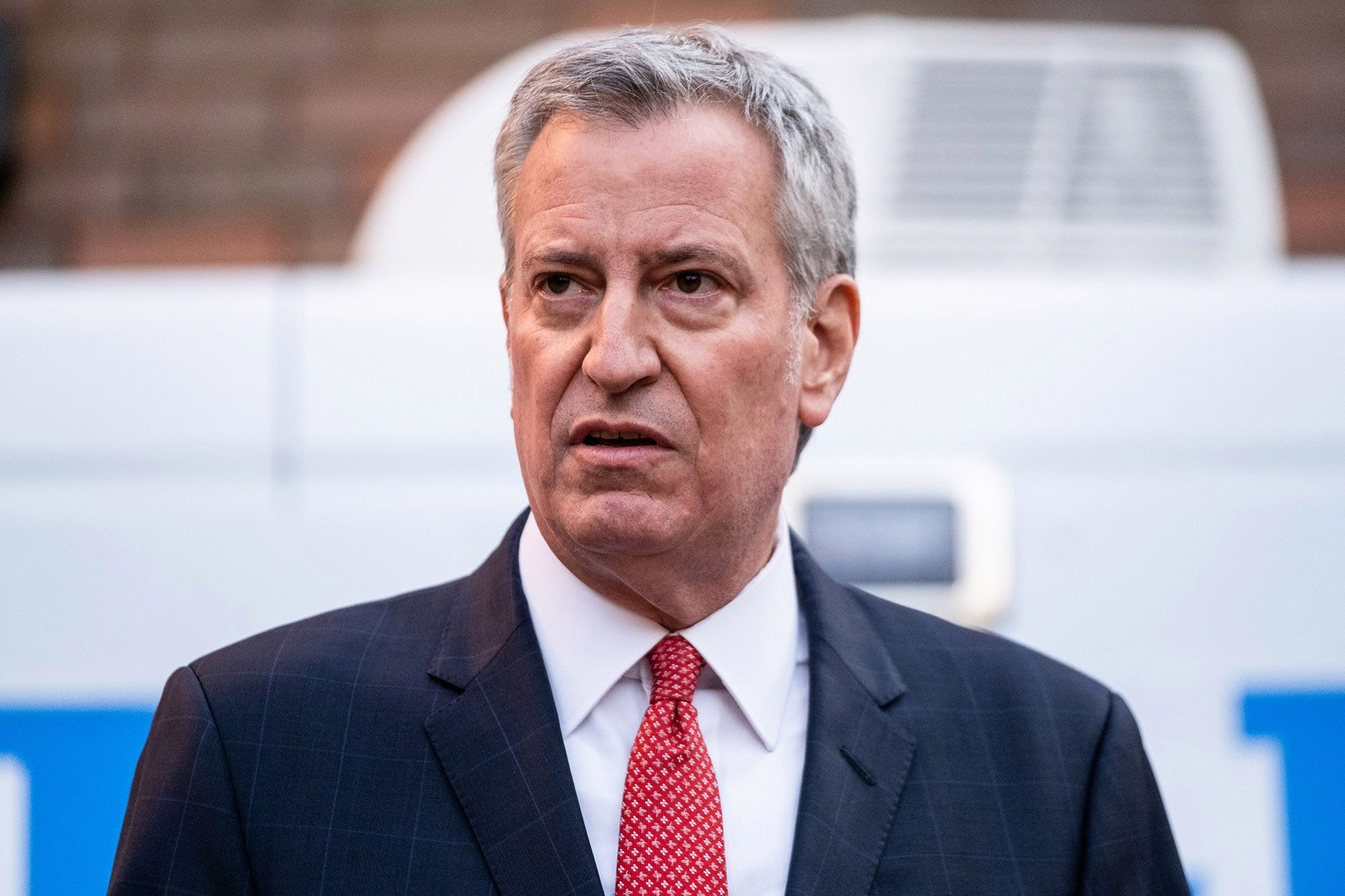 De Blasio Admits His Failure, Says He Doesn't Have A Plan on Reopening Schools
