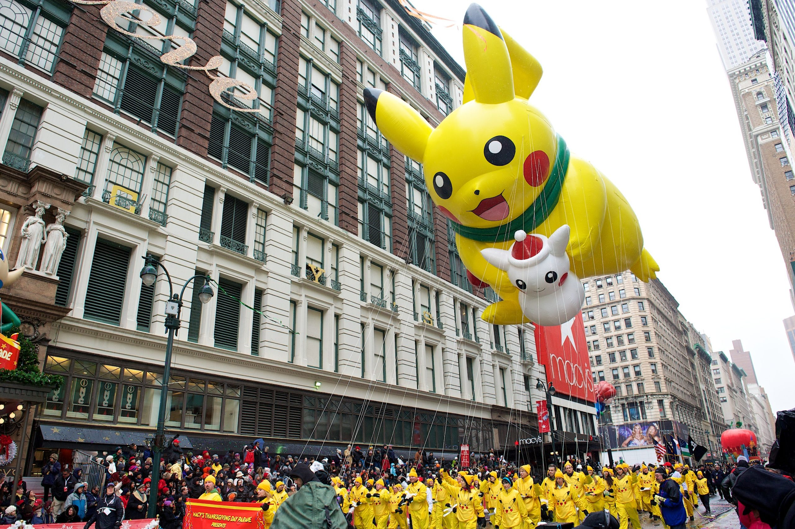 New York's Famed Thanksgiving Parade Will Happen This Year, And Here's How to Watch It!
