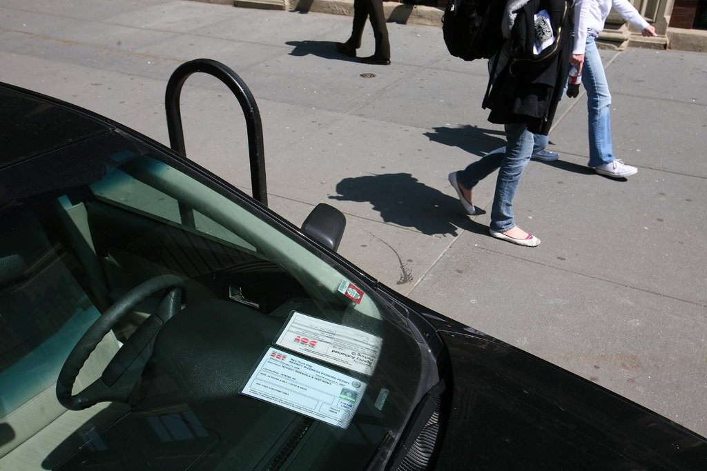 New NY Bill To Reward Citizens Who Report Illegal Parking and Placards