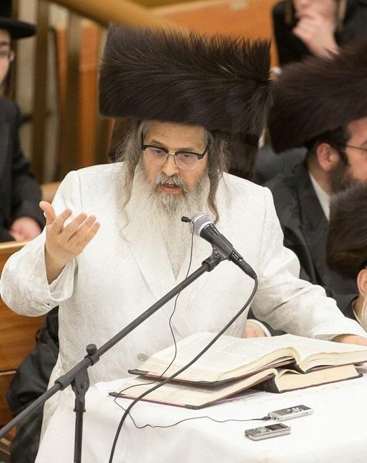 Rabbi Zalman Teitelbaum Tests Positive For COVID-19