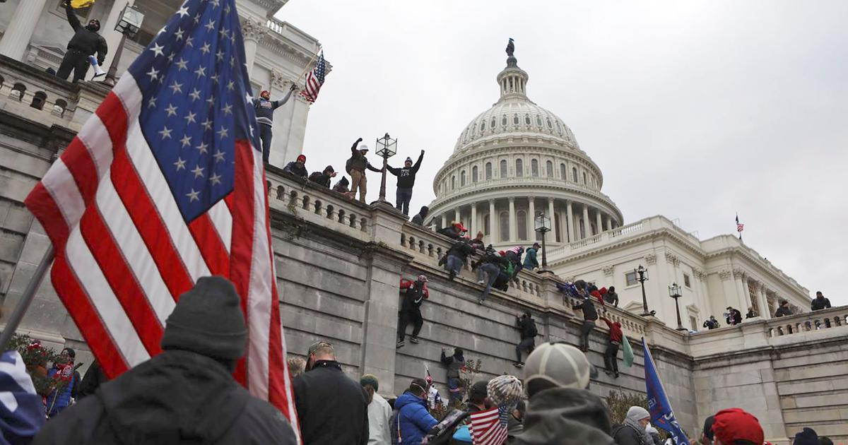 4 Dead, 52 Arrested At Capitol Protests: DC Police Confirm
