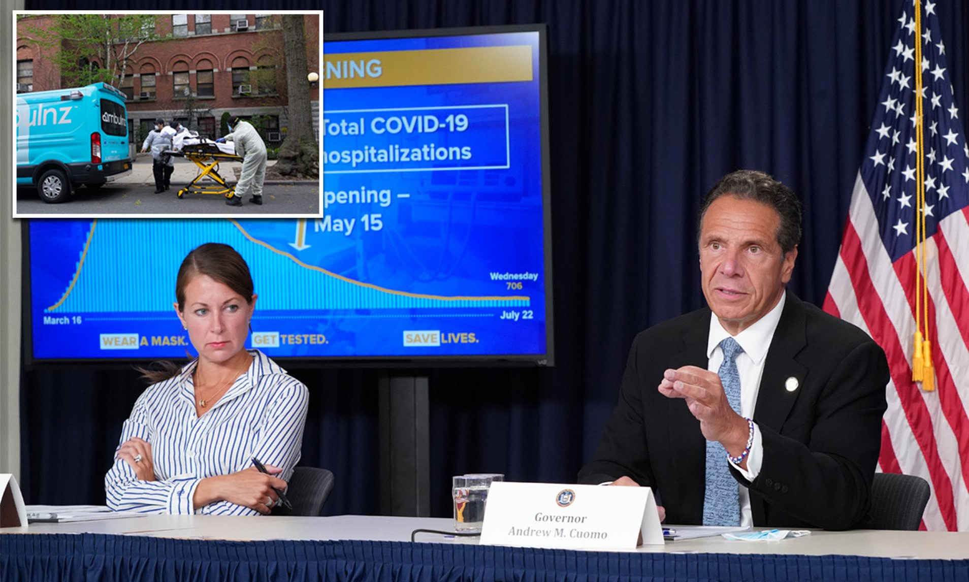 Cuomo's Top Aide Admits To Keeping Nursing Home Records Hidden