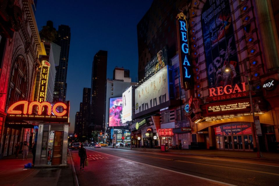 NYC Movie Theatres To Reopen On March 5th