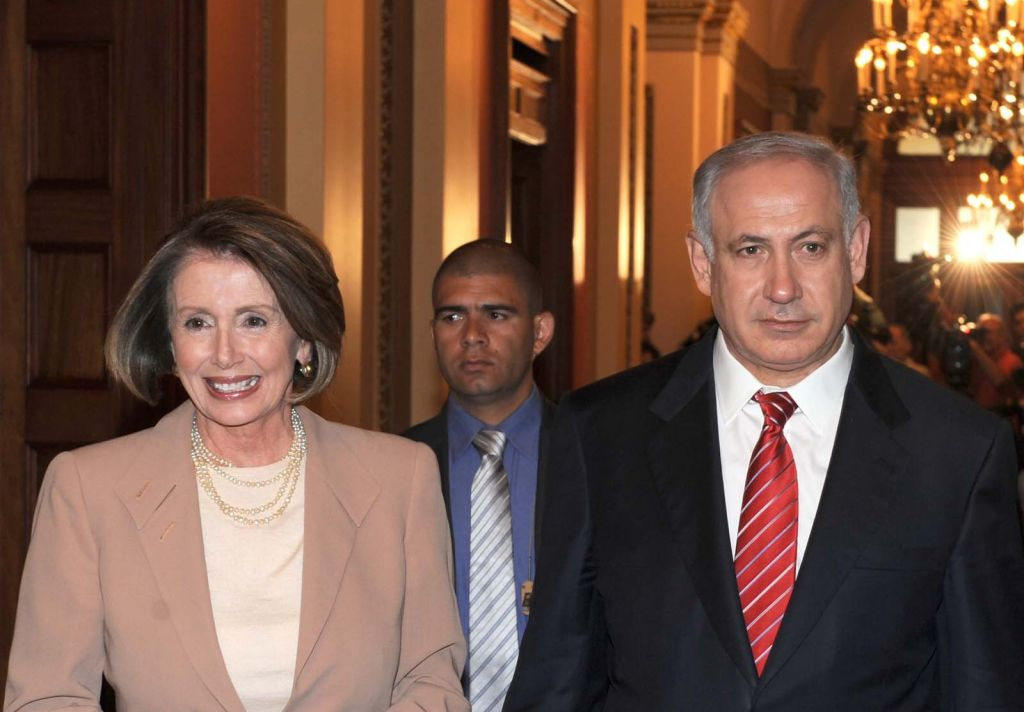 Pelosi, Netanyahu Get On Call To Discuss Israel's COVID Response
