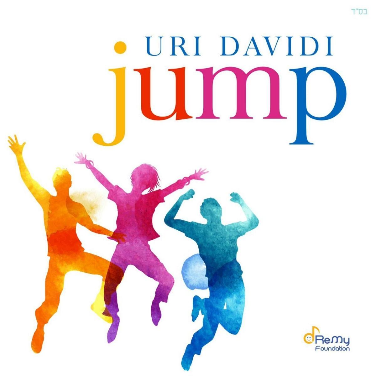 "Uri Davidi With A New Single ""Jump"""