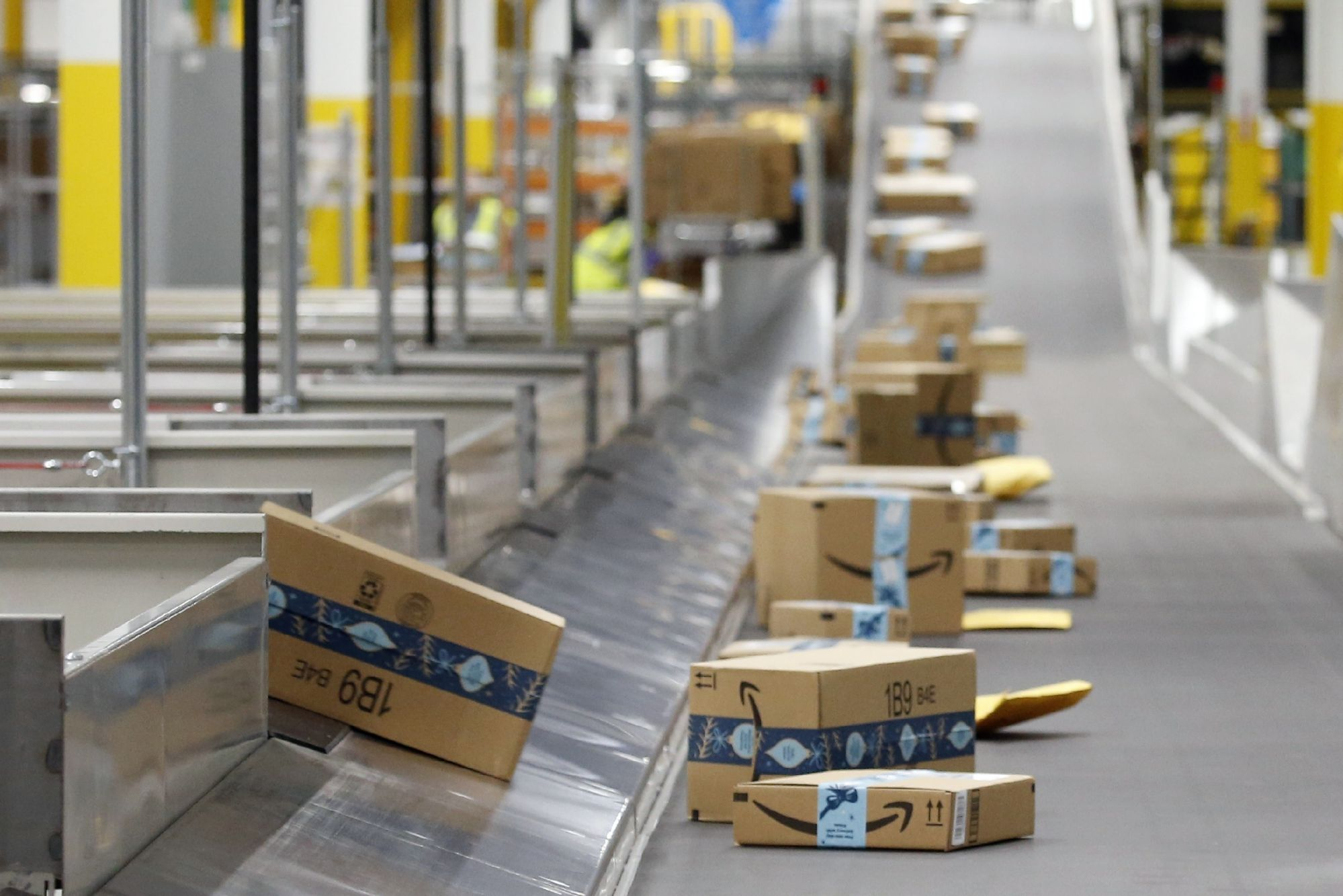 NY AG James Sues Amazon For Lack of COVID Protocols in NY Warehouses