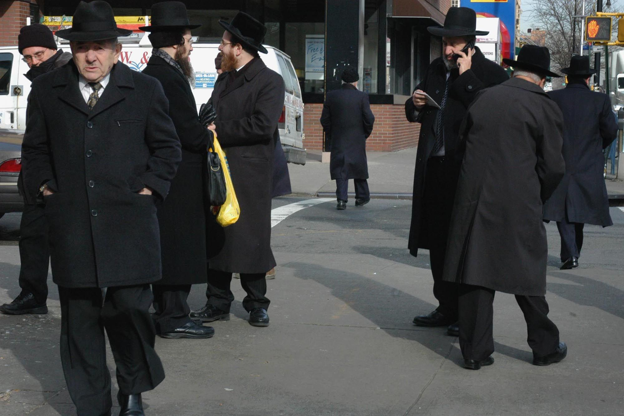 NY Civil Rights Advocate Under Fire For Calling Jewish Community 'Extremist Bloc'