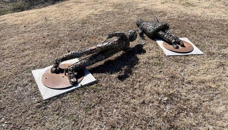 Vandals Desecrate Statues of Child Holocaust Survivors In Oklahoma