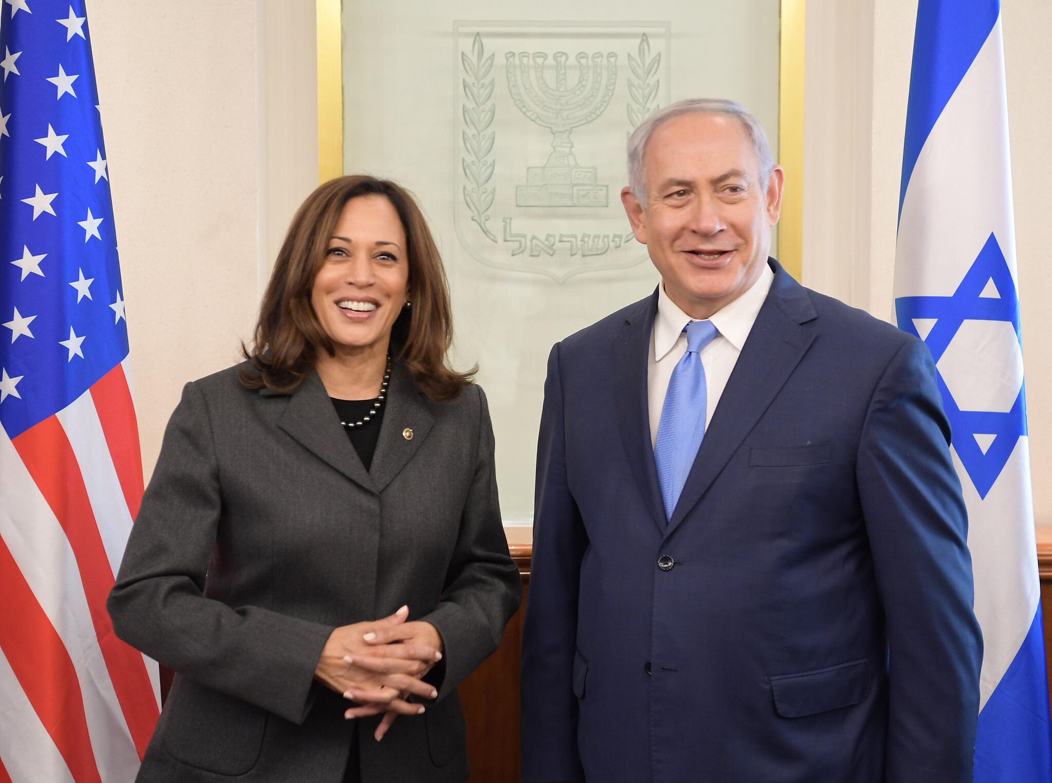 Netanyahu Speaks To Harris About Vaccination, Iran Deal and ICC Investigation