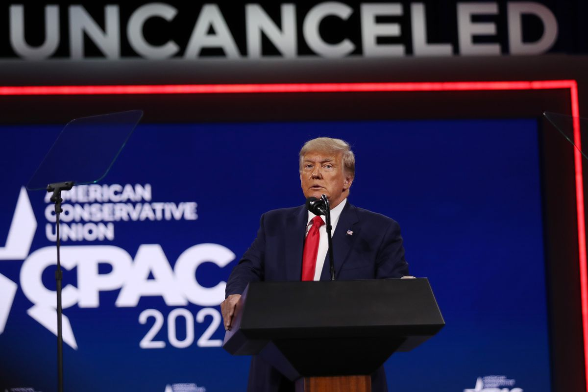 Highlights From Former President Trump's CPAC Address