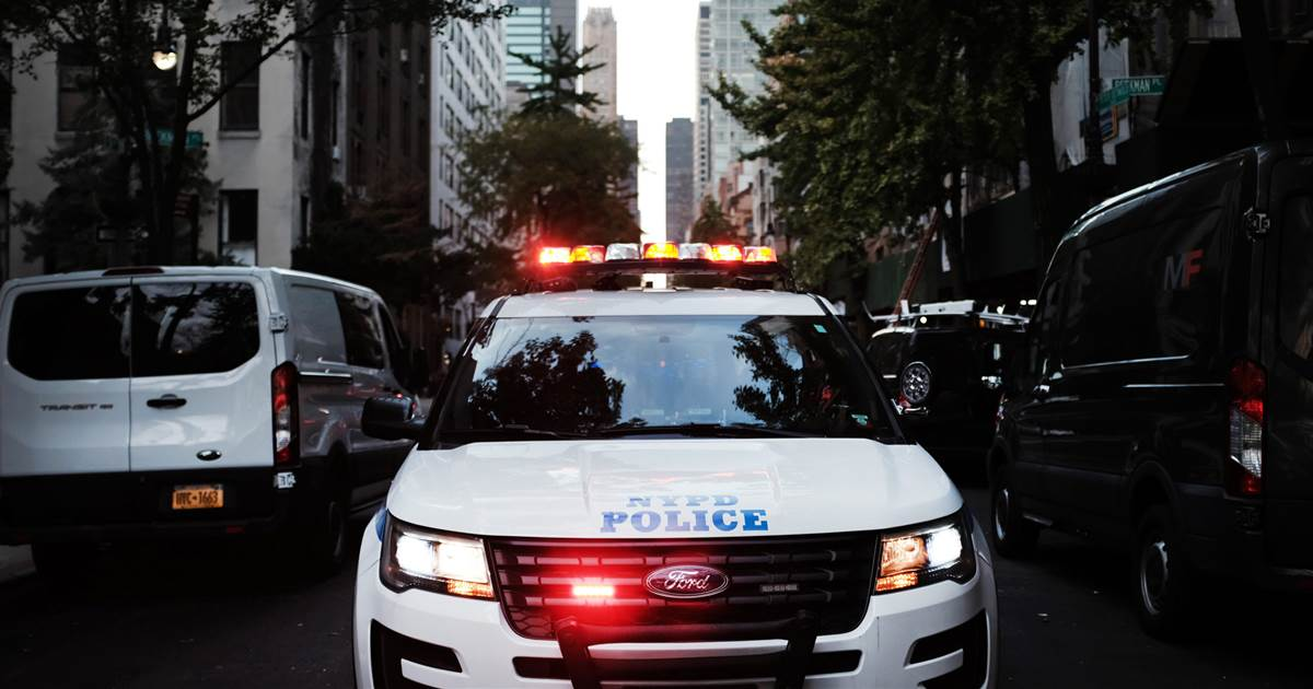 NYPD Tightens Security In Asian Communities In Response To Atlanta Shootings