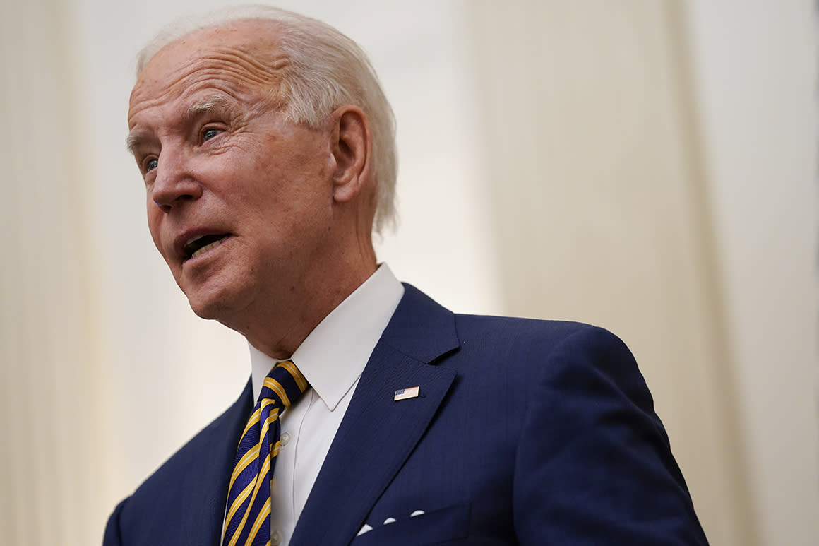 """Biden Administration seeks to Hit """"Reset"""" On Relations With Palestine"""