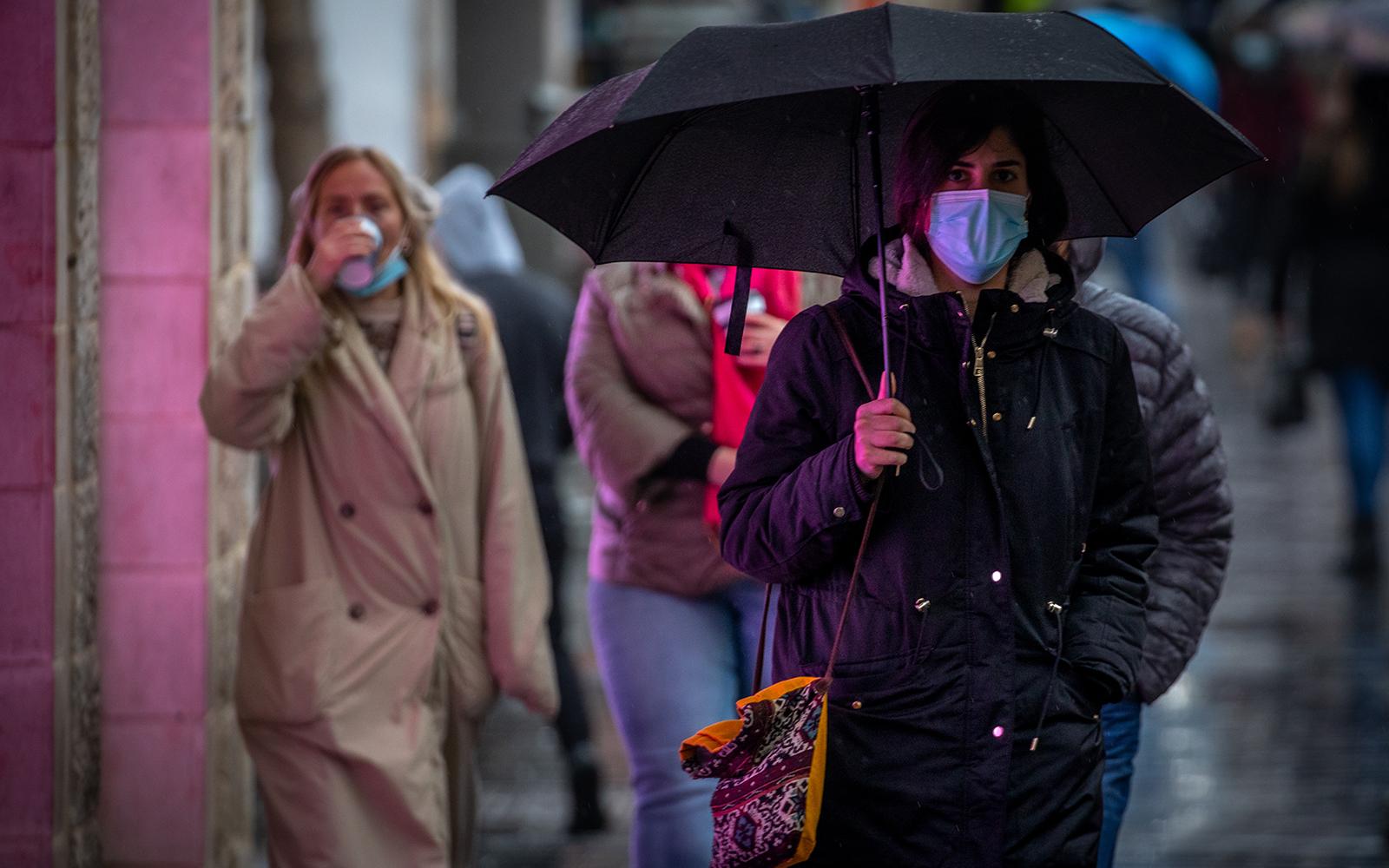 Israeli Health Ministry Planning On Ending Mask Mandate In April