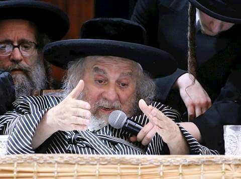 """Rabbi Yechezkl Roth Zatza""""l"""