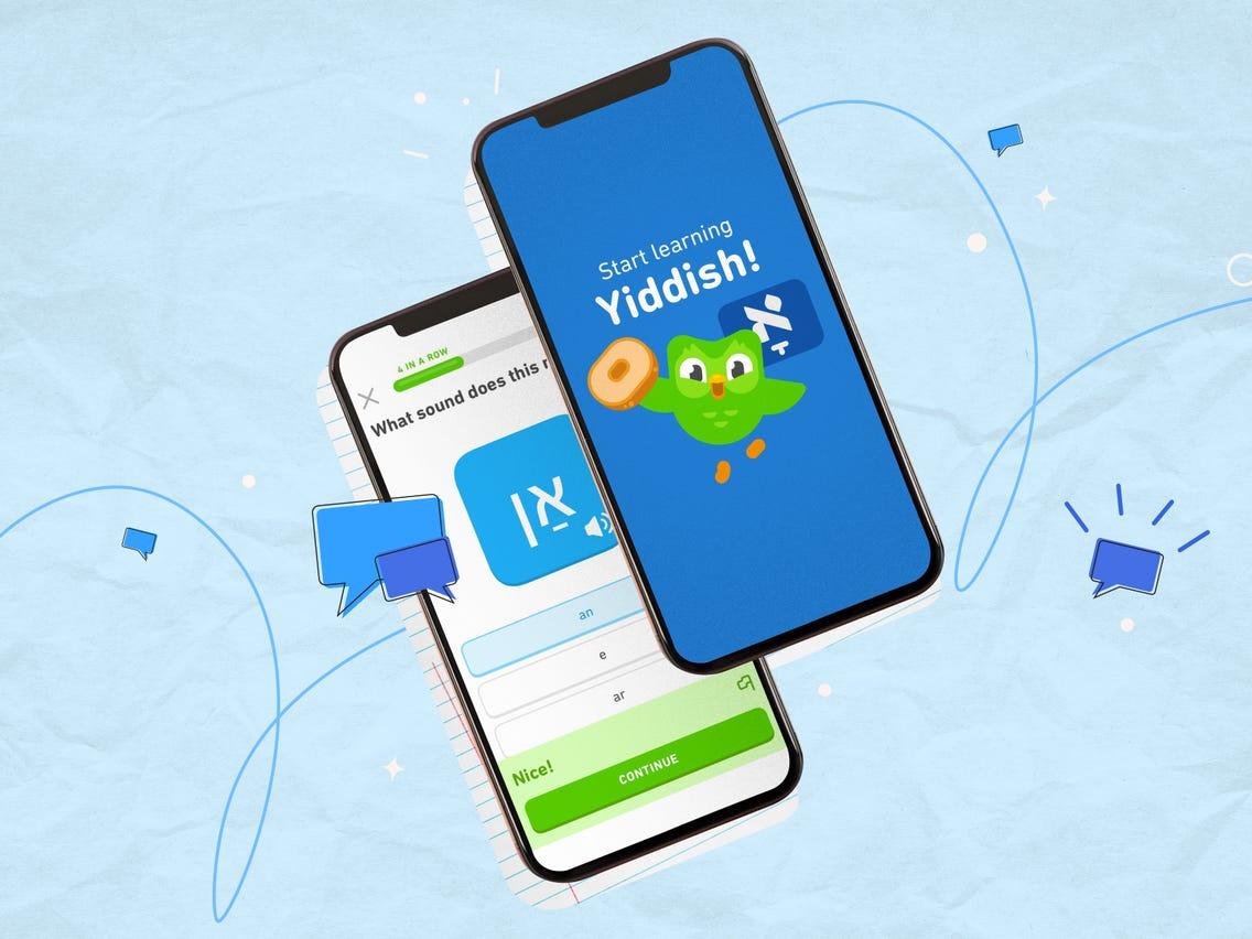 Popular Language Learning Platform Duolingo Begins Offering Yiddish Courses To Speakers