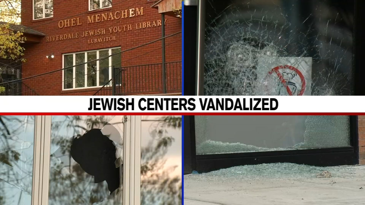Bronx Synagogues On High Alert Following 7 Cases of Vandalism