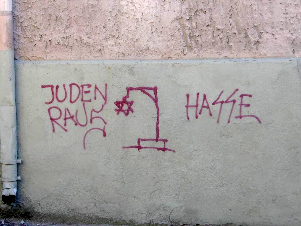 New Report Suggests Dozens Of European Countries Are Failing To Address Anti-Semitism