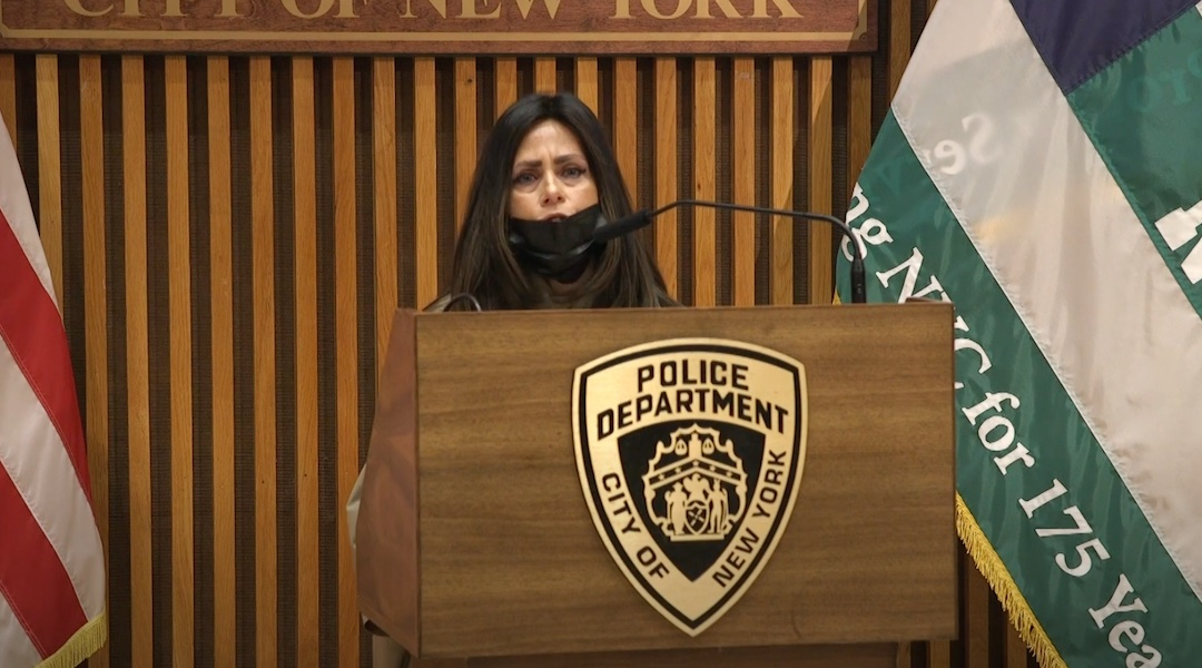 NYPD's Newly Announced Hate Crime Review Panel Welcomes Hasidic Activist
