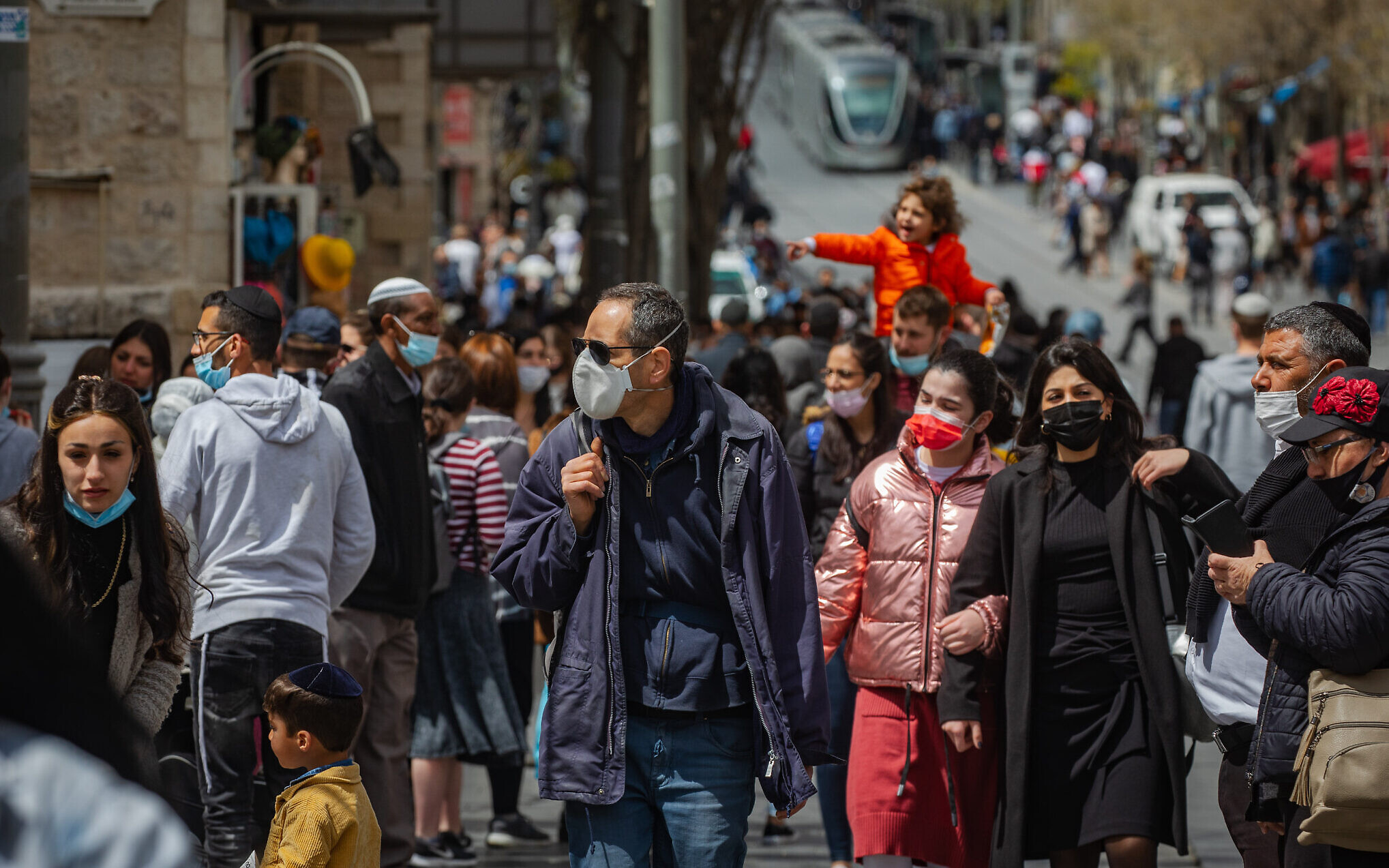 Israel Successfully Lifts Outdoor Mask Mandate
