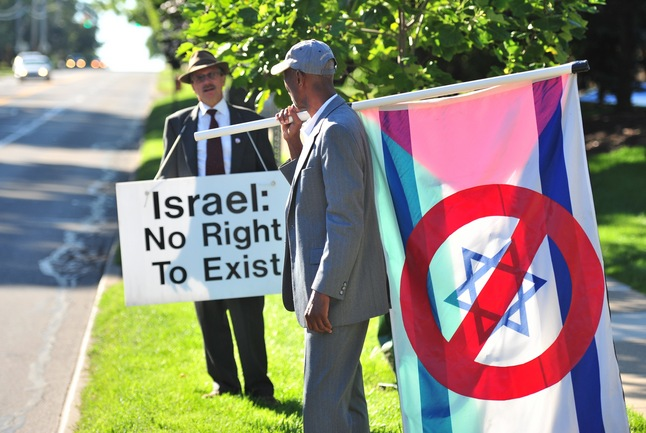 Members of Michigan Synagogue Go To Court After Enduring 20 Years of Antisemitic Protests