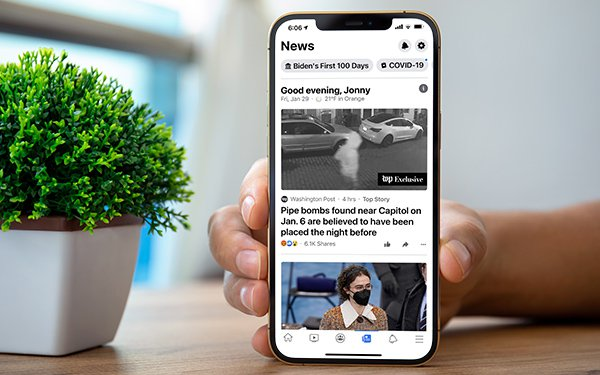 Facebook Announces $5Million For Local Journalists As Part Of Its Upcoming Newsletter Platform