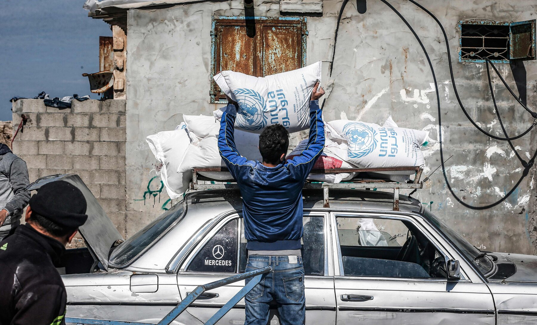 Israel Objects Biden Admin Move On Resuming UNRWA Aid to Palestinian Refugees