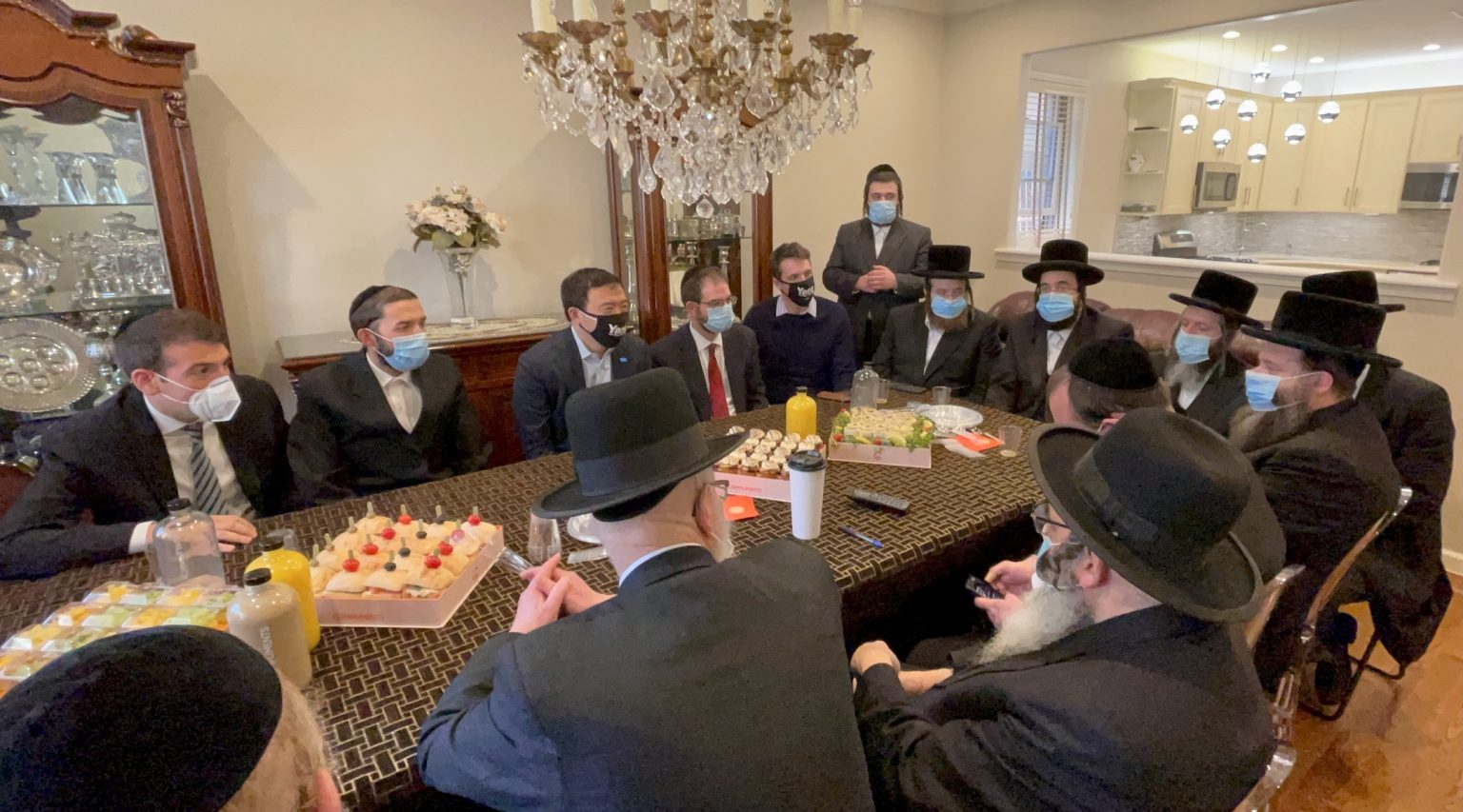 Yang Becomes Top Pick For Two NYC Satmar Factions, Adam Second Choice