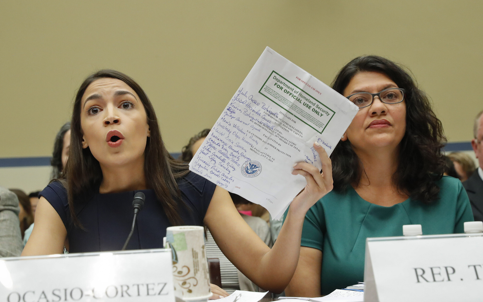 AOC, Tlaib Launch Fresh Set of Anti-Israel Plans With A House Resolution To Block Arms Sale To Israel