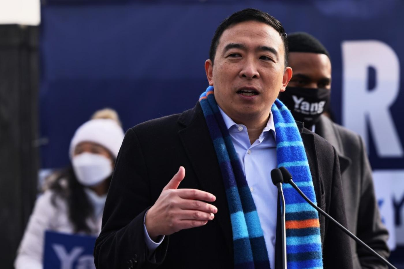 NYC Mayoral Candidate Andrew Yang Stands With Israel Amidst Ongoing Attacks