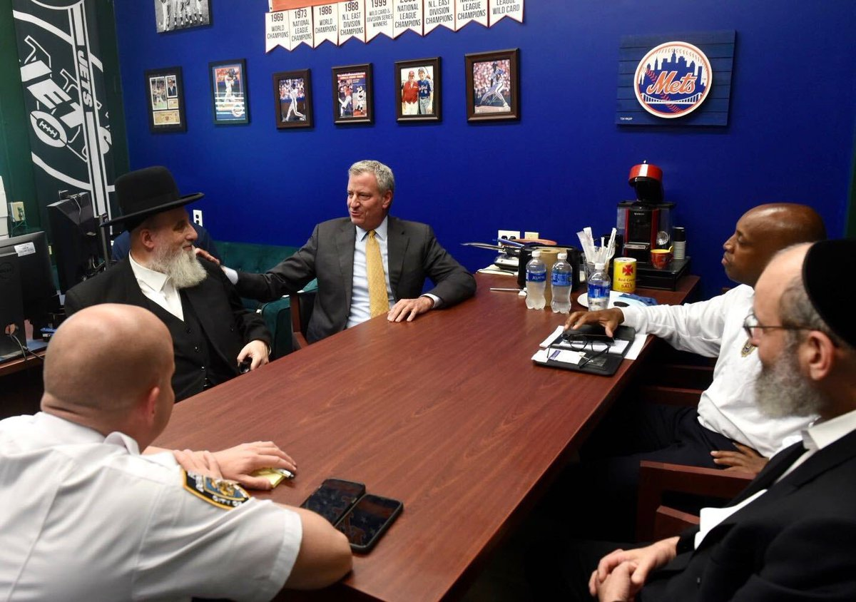 NYPD Lends Immense Support To Jewish Communities, Addresses Concerns Amidst Recent Spur In Antisemitic Incidents