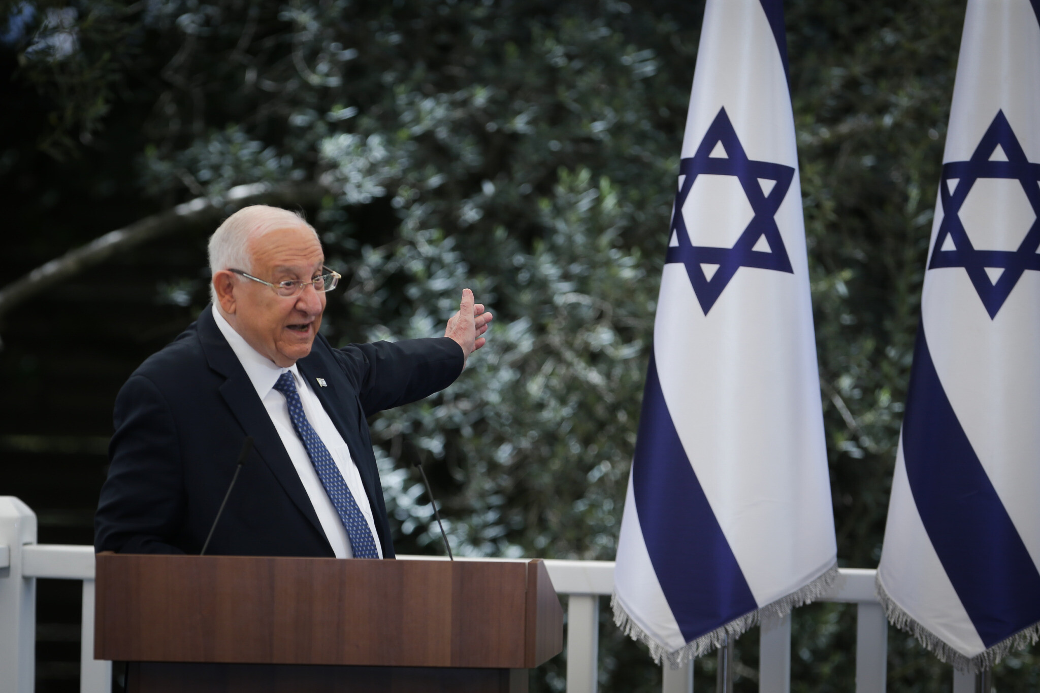 Israel's Presidential Elections To Take Place On June 2nd