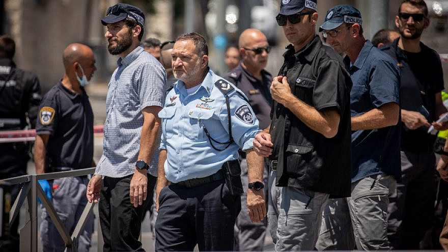 Israel Begins Operation 'Law and Order', Arrests 74 on Day 1