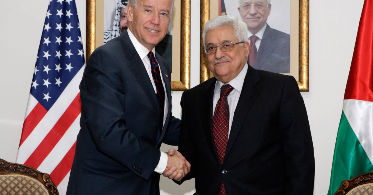 "Amidst Attacks on Israel, Biden Gov Upholds ""Two-State Solution"" Stance"
