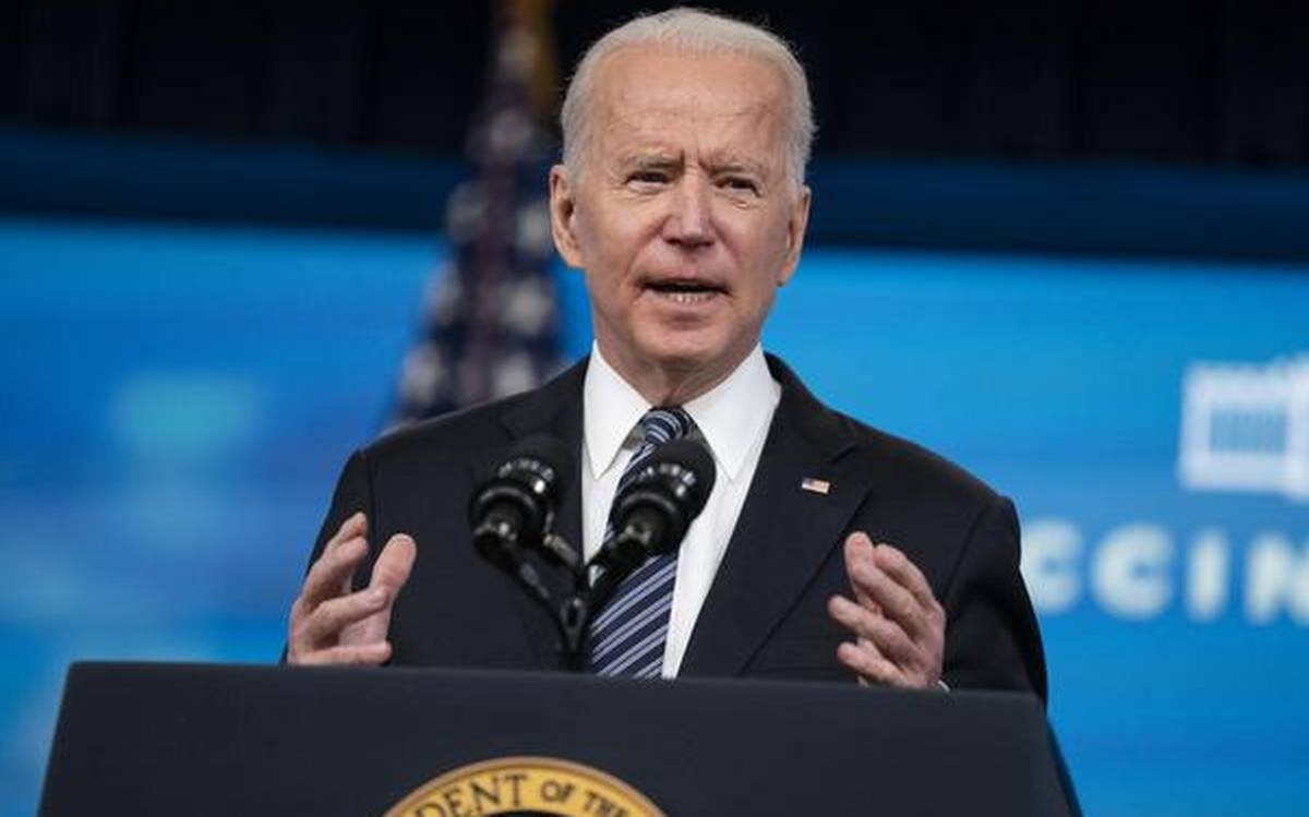 Biden Claims Israel Has The Right To Defend Itself, Speaks To Netanyahu